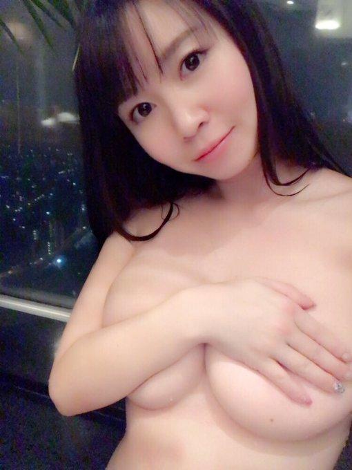 AV女優夢乃あいかのTwitter自撮りエロ画像18