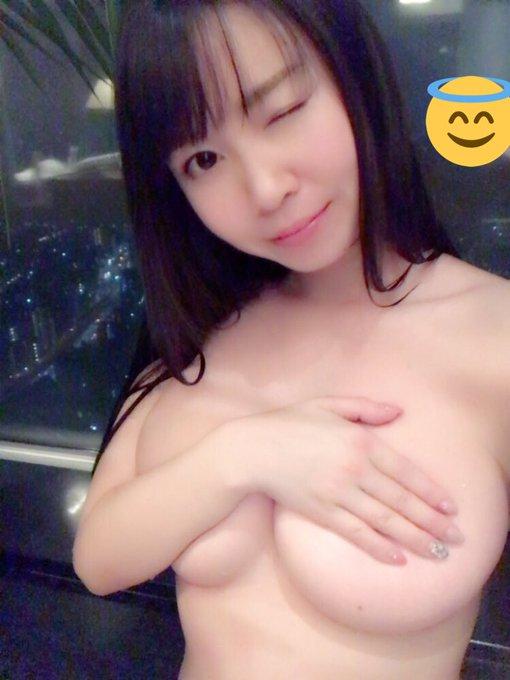 AV女優夢乃あいかのTwitter自撮りエロ画像19