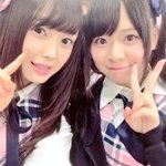 こんばんは🌙今日は倉野尾さんの17歳のお誕生日でしたね🎂「おめでとうございます🎉🎉🎉倉野尾さんともっ…