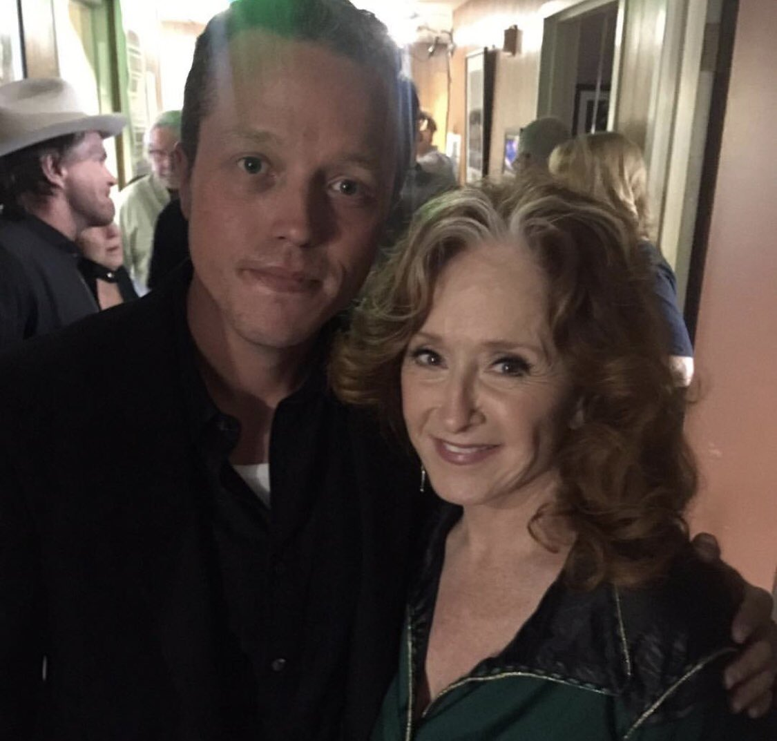 Happy birthday to the kind and legendary Bonnie Raitt. Seeing her play made me want to learn slide guitar.