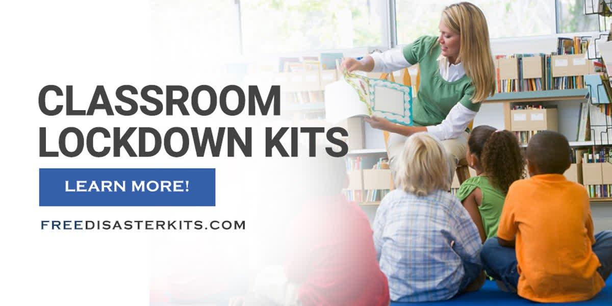 For Teachers and Parents #survivalkits  #classroom #teachers #emergencysurvivalkits #schoolsafety  http:// freedisasterkits.com  &nbsp;  <br>http://pic.twitter.com/NQ31QjH7Li