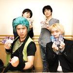 杉田智和さんをゲストにお迎えしてお届けした今月の『バトスピ大好き声優の生放送!』御視聴ありがとうござ…