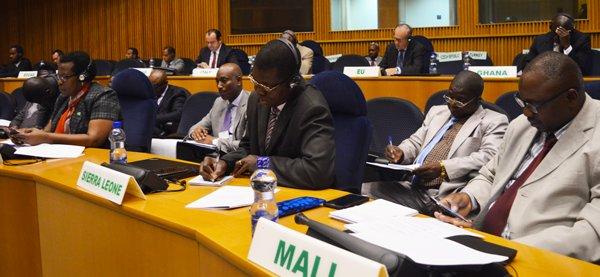 Image result for 730ème réunion du Conseil de paix et de sécurité de l'UA