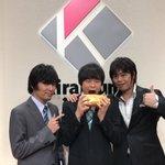 Kiraカン#20 収録でした!今回は先日のリーディングライブ出演の阪口大助さんをゲストに久々の社長…