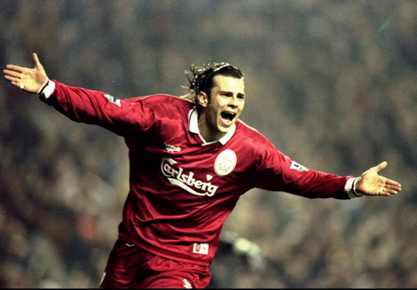 Happy 44th birthday to Patrik Berger! He made 195 appearances for LFC!