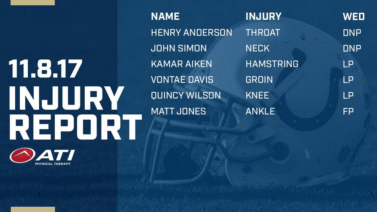 ... 08-11-2017 2211 via Indianapolis Colts Colts ... kamar aiken ... eed728a11
