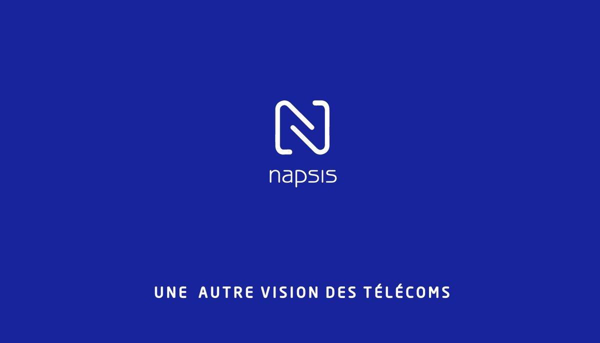 Pour suivre Napsis c'est par ici -> https://t.co/fWFoqkQGdP  #Telecoms #numerique #Telecommunications https://t.co/gB6wqfCcy0