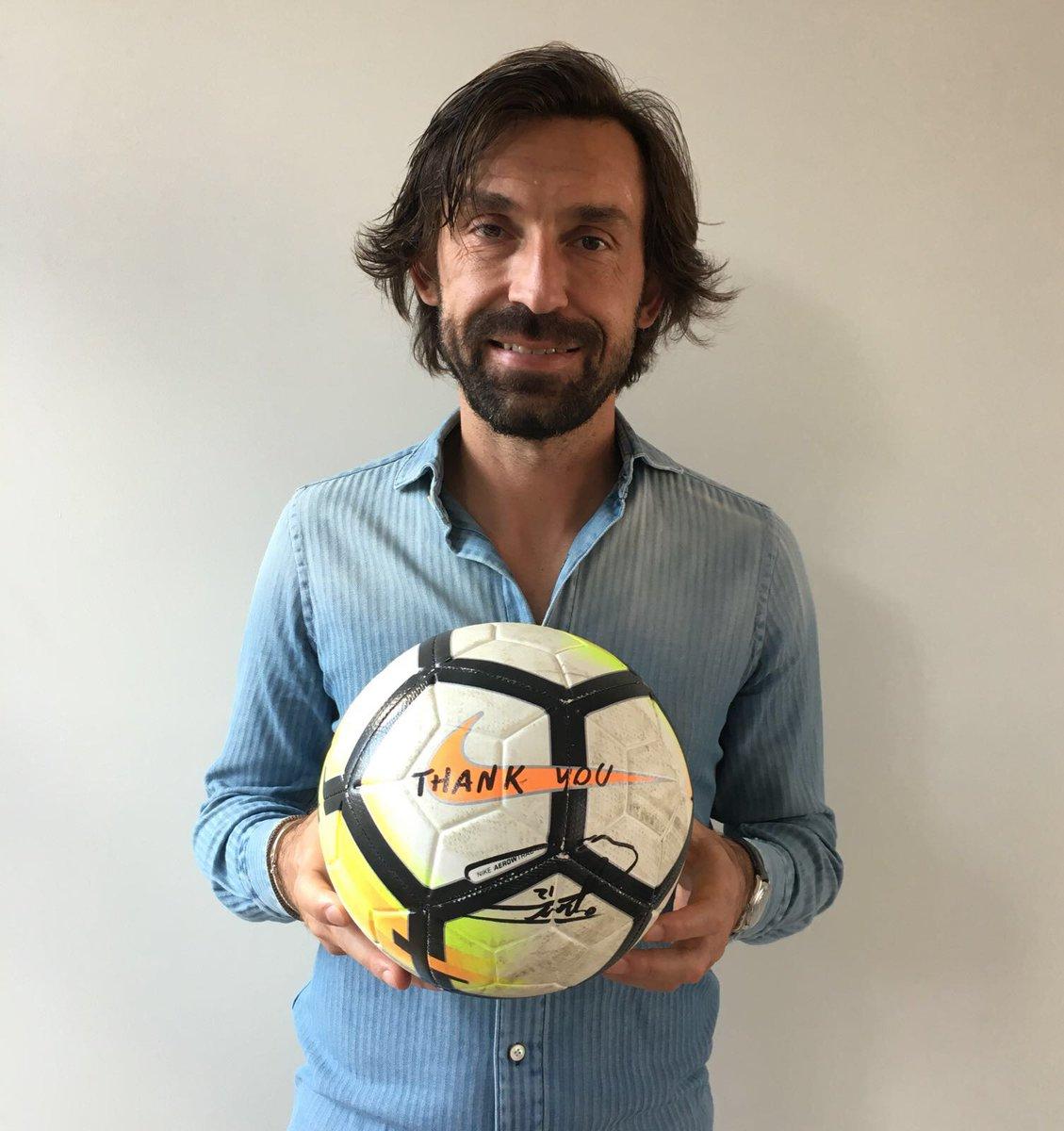 Andrea Pirlo Pirlo official