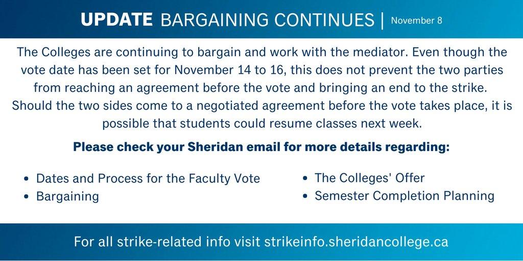 Sheridan College on Twitter: \