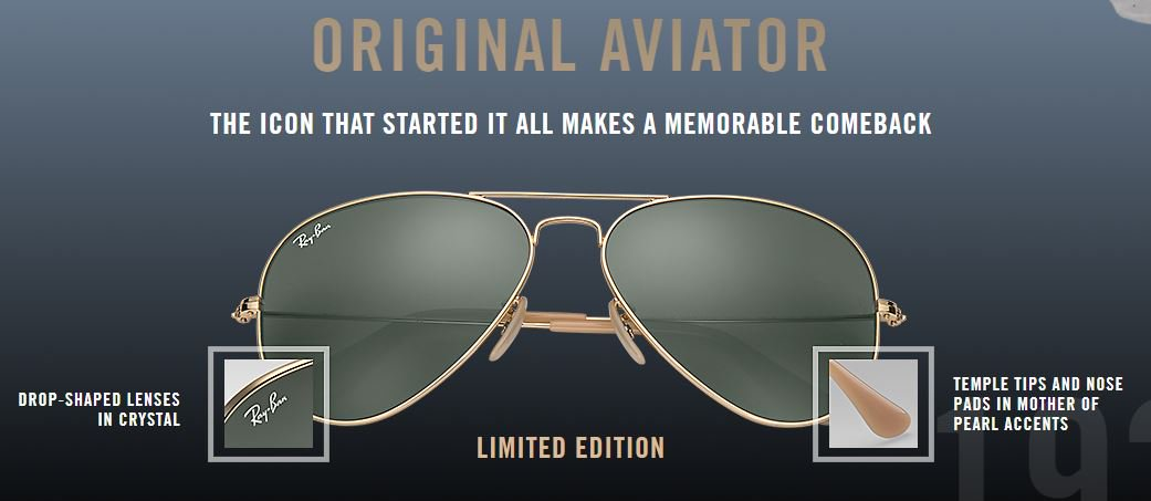 "#RAYBAN's Iconic ""#Aviator1937"" makes a comeback. Own your #LimitedEdition pair. Order👉 {https://t.co/jnlkZji5as} #scuderiaferrari #fashionbloggers #england #wales #scotland #ireland https://t.co/8HvcE1ISvn"