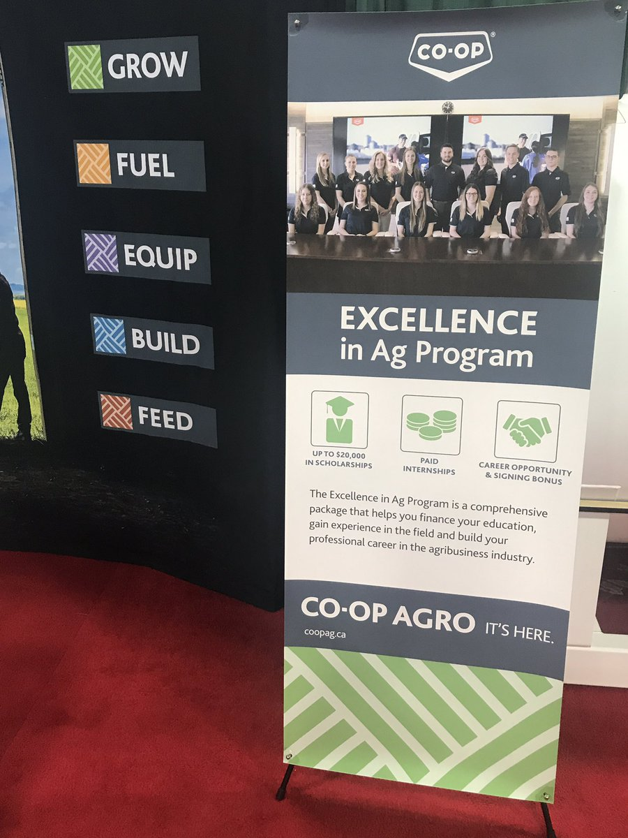 @Coop_Ag investing in our future! Come to our booth @agritradetoday and ask us how! #EQUIPTEAM #GROWTEAM <br>http://pic.twitter.com/qrez4aOSE9
