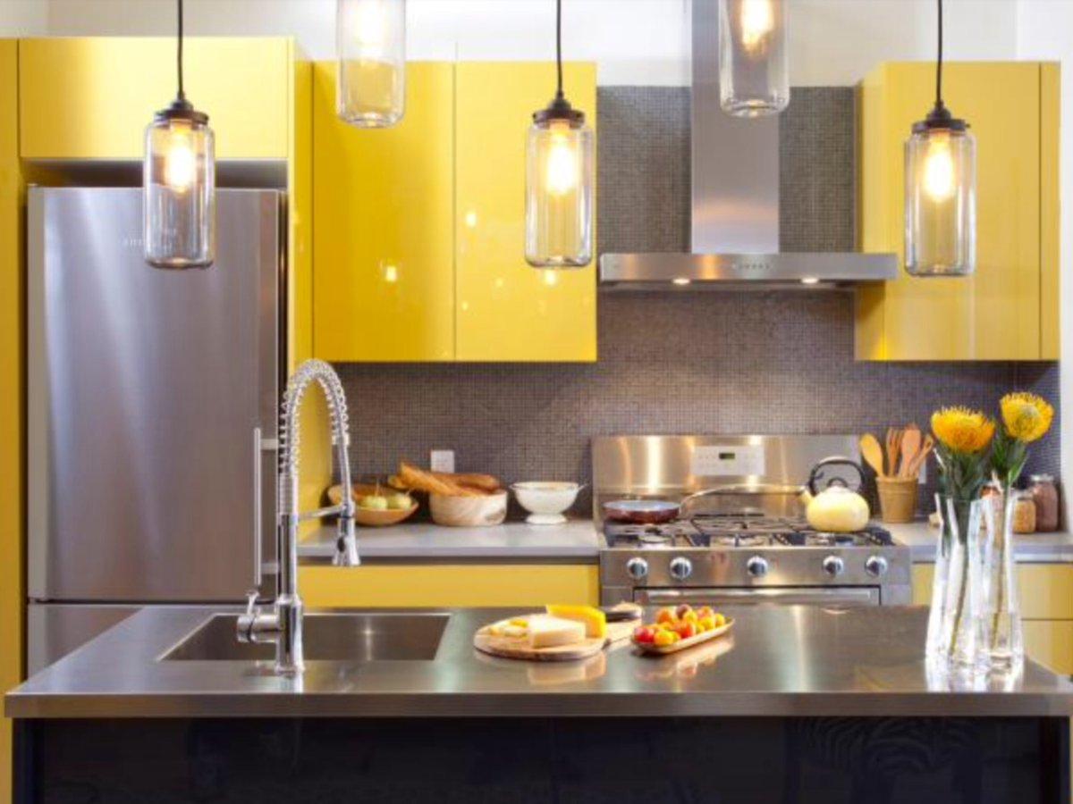 Gele Keuken 8 : Keuken kleuren ieder kleur mogelijk bekijk voorbeelden ardi