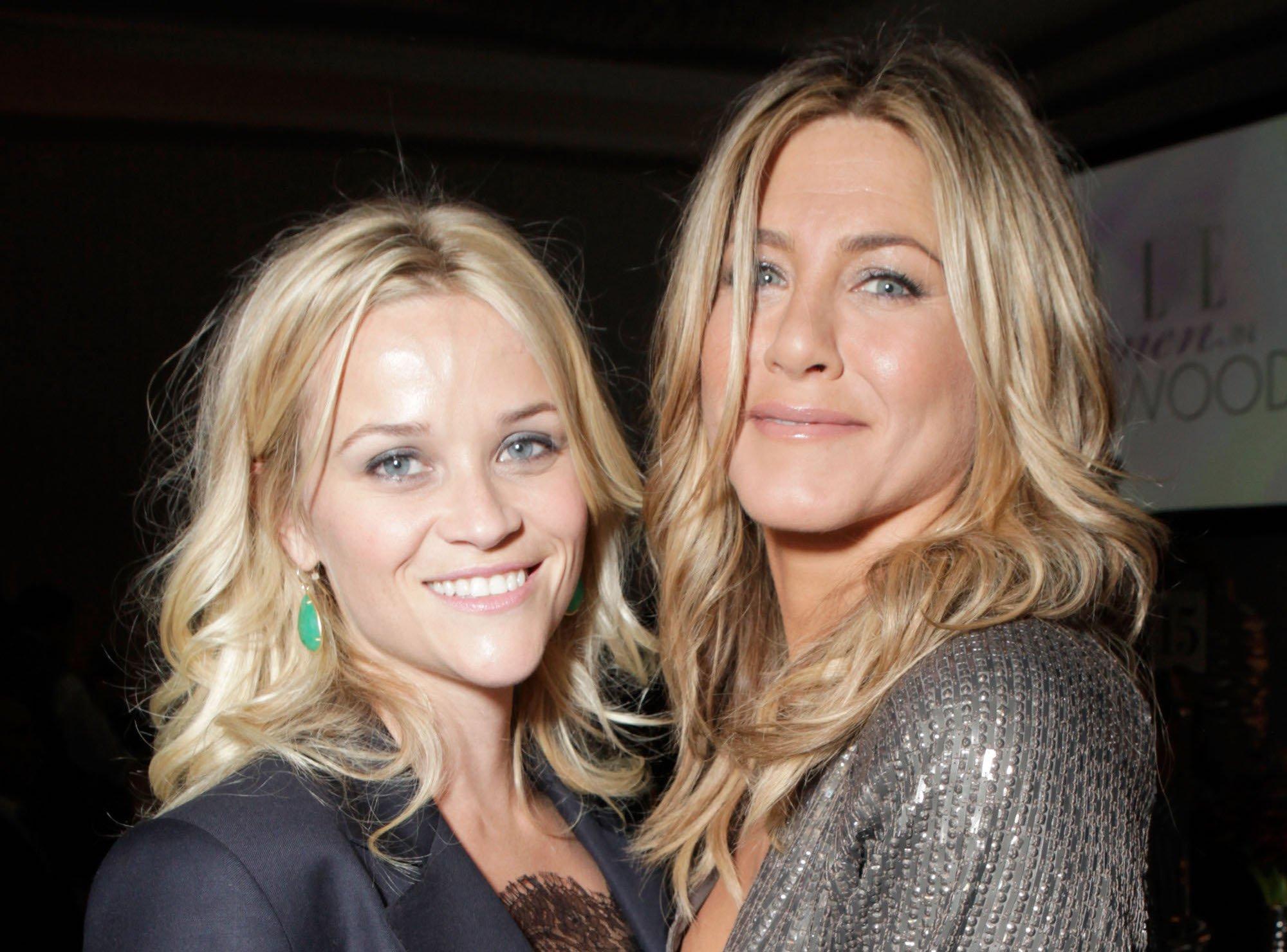 Apple orders two seasons of Jennifer Aniston, Reese Witherspoon TV drama https://t.co/msVZGrU5Rn by @etherington https://t.co/6oLYie3kmg