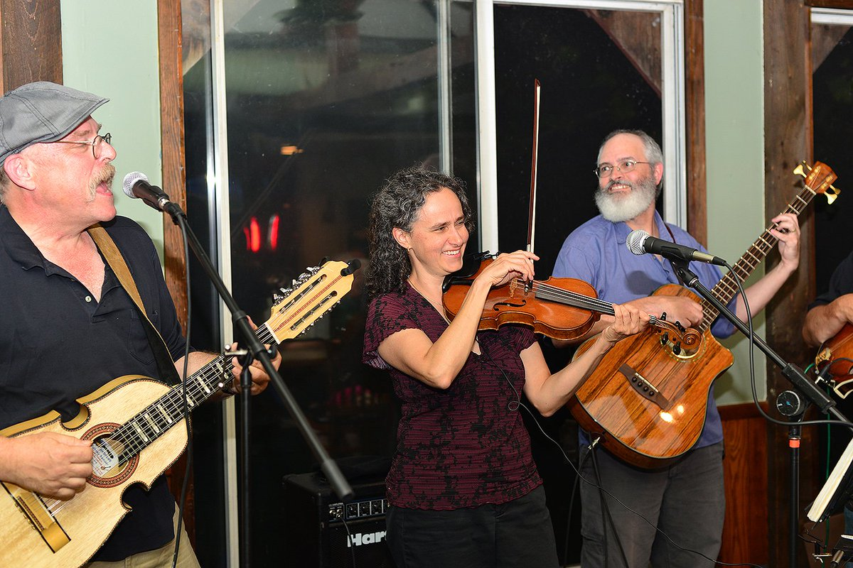 test Twitter Media - We're shamelessly plugging Librarian Rebecca McCallum performing with Barry Chernoff (E&ES), Gil Skillman (Economics), Marc Eisner (Government) & Kevin Wiliarty (formerly in ITS)in The Mattabesset String Collective, 11/10 at 8 pm, Brookside Bar & Grill, Higganum, CT https://t.co/AQ9RgSXvmO