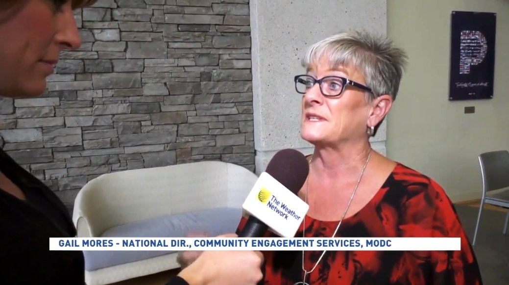 ICYMI - Great lil&#39; video clip from @weathernetwork &amp; our own Gail Mores talking about our #StrokeRecovery services!  http:// bit.ly/2yi78gZ  &nbsp;  <br>http://pic.twitter.com/yrlcErwL7A