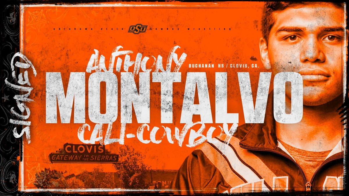 Pistols Firing from Clovis, CA! We've got another Cowboy to add to this year's #NSD17 class. Welcome, @__montaco32! #okstate #BeACowboy <br>http://pic.twitter.com/ix2f94ryI1