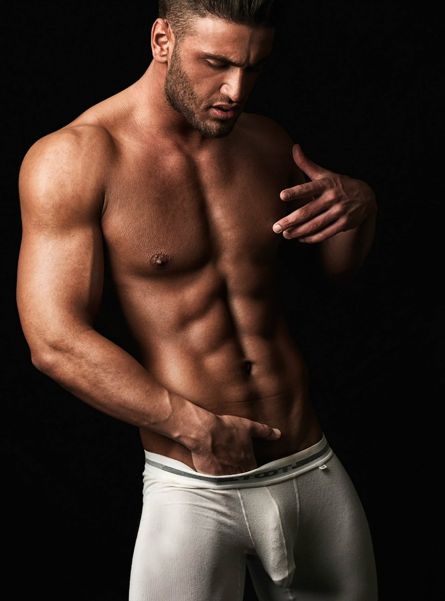 Naughty naked sexy men
