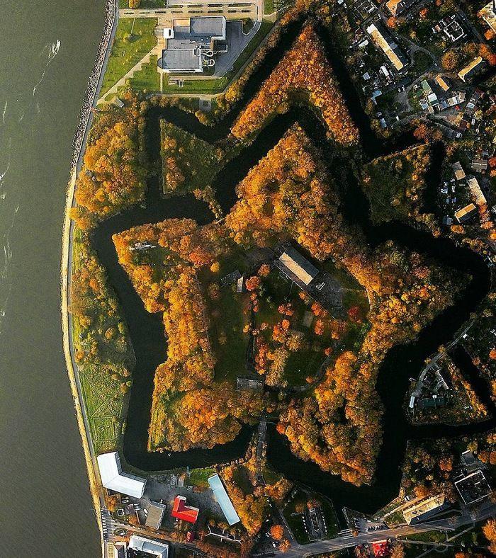 Крепость пиллау посещение
