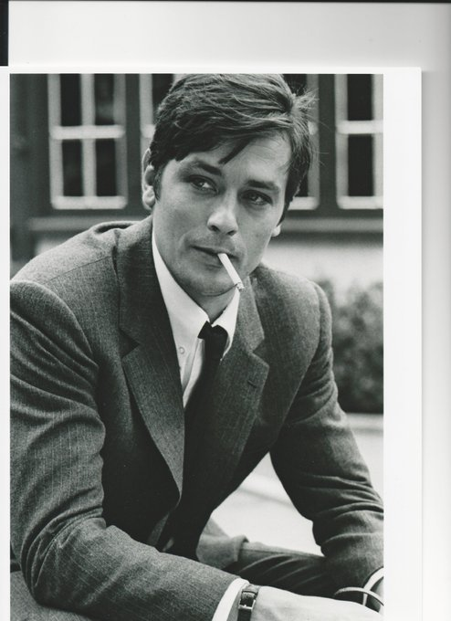 HAPPY BIRTHDAY TO FRENCH ICON ALAIN DELON