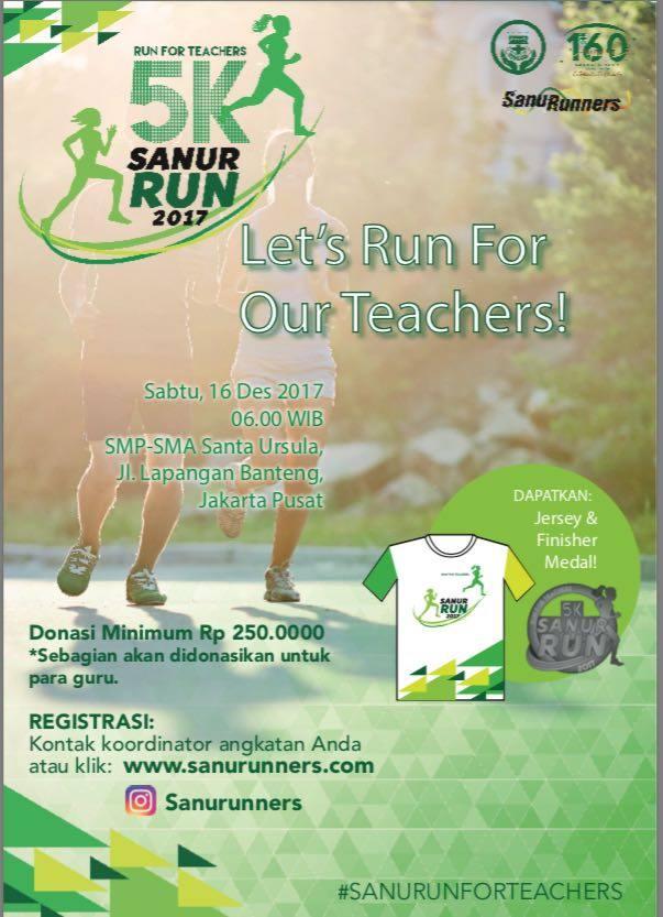 Sanur Run • 2017