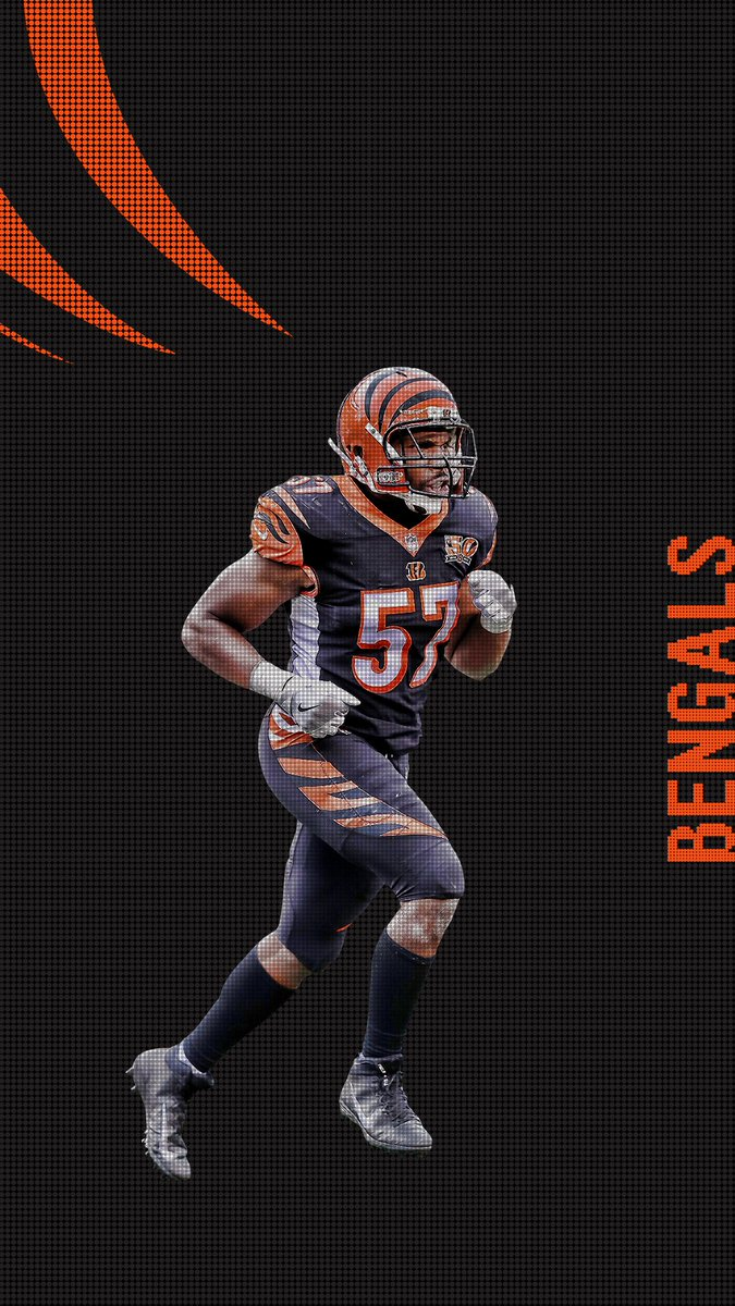 "Cincinnati Bengals on Twitter: ""Need a new wallpaper for your phone? We've got you covered. ➡📱 #WallpaperWednesday #Bengals50… """