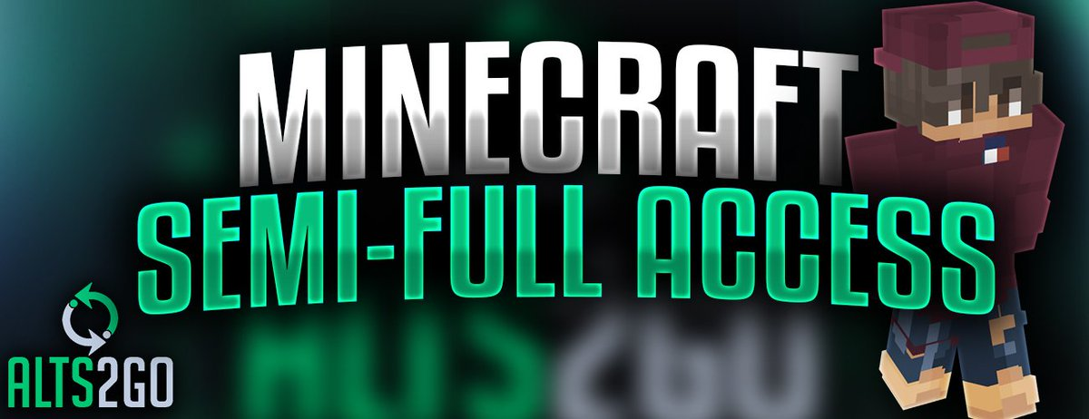 free full access minecraft alts