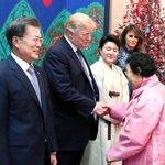 トランプ氏訪韓 元慰安婦出席の晩餐会、河野太郎外相が韓国外相に抗議 sankei.com/polit…
