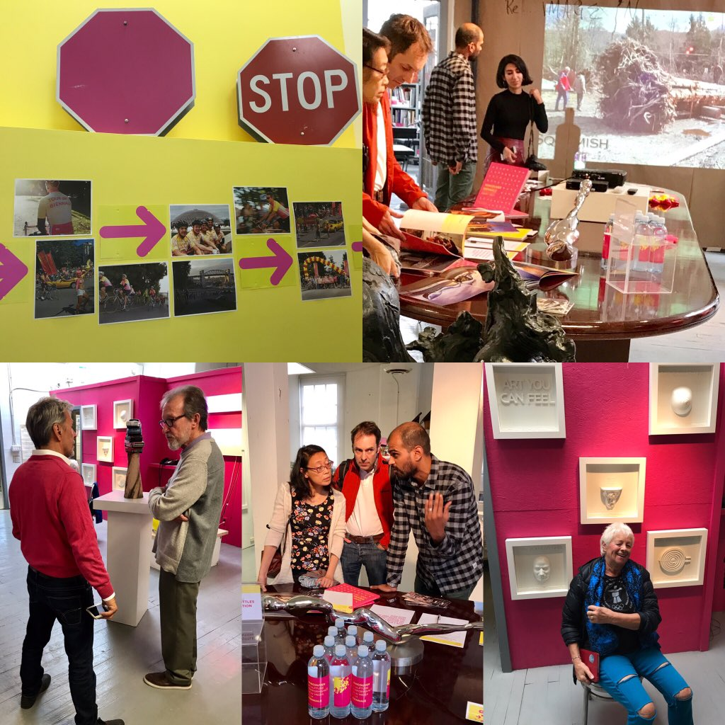 Memories of the #VanBiennale @BCCultureDays event abound! We had such fun at our #BehindTheScenes #OpenHouse in Sept! #art #fun #explore<br>http://pic.twitter.com/Qt0L647NLF