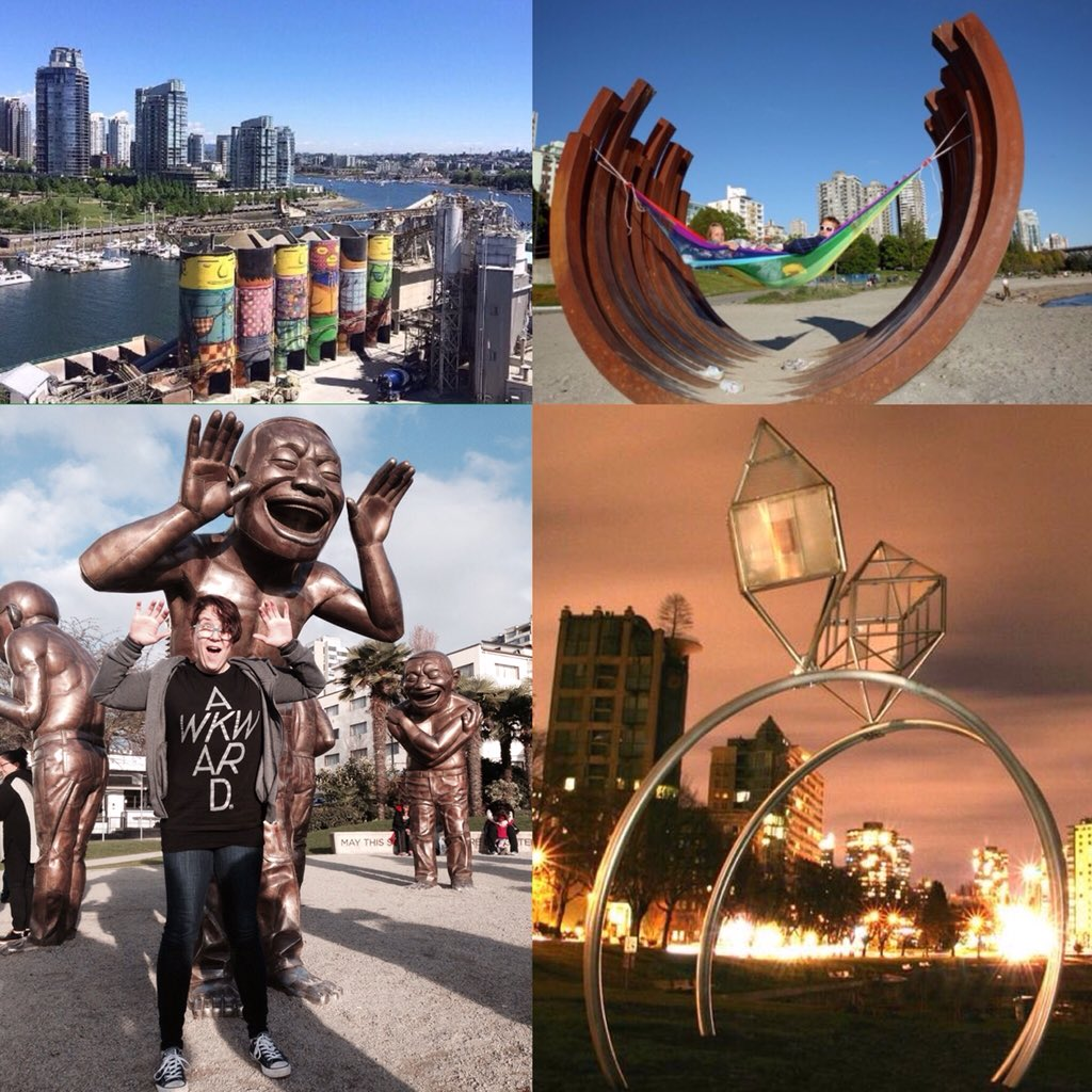 The #VanBiennale team loves participating in dialogue around #urbanism &amp; #placemaking. #Publicart has strong potential to transform 'hoods!<br>http://pic.twitter.com/ge2EERKm3w