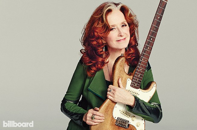 Happy Birthday to 68 year old Bonnie Raitt!