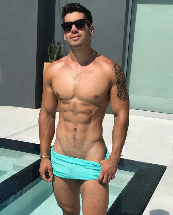 Nicholas gonzalez actor desnudo