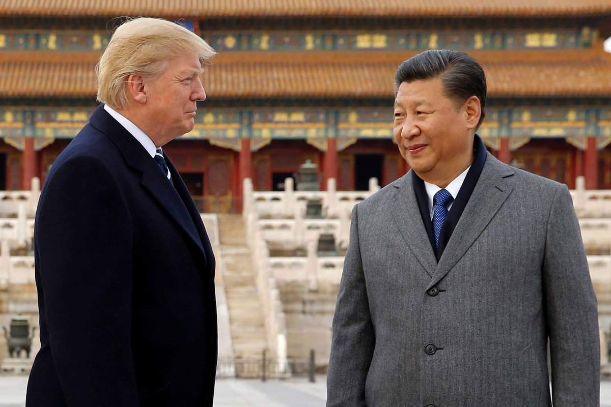 #5things - Trump meets Xi - Hawkish RBNZ - Tech shares rise - Toxic city - Stocks climb https://t.co/Df860rwZbb
