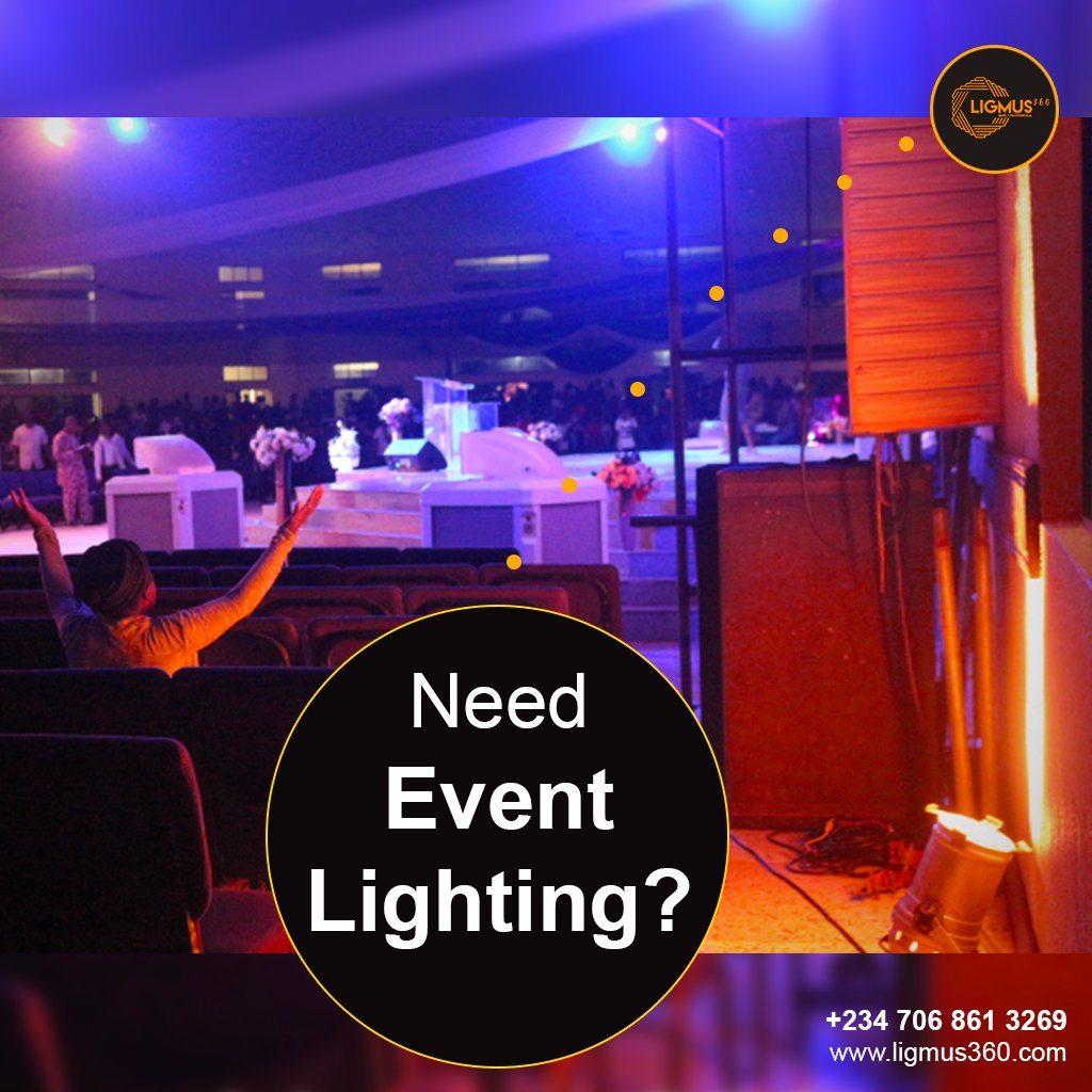 Event Lighting Stage Design Light