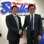 2018年度シーズンにおきまして、石井琢朗氏、河田雄祐氏とコーチ契約を締結いたしました。#swall…