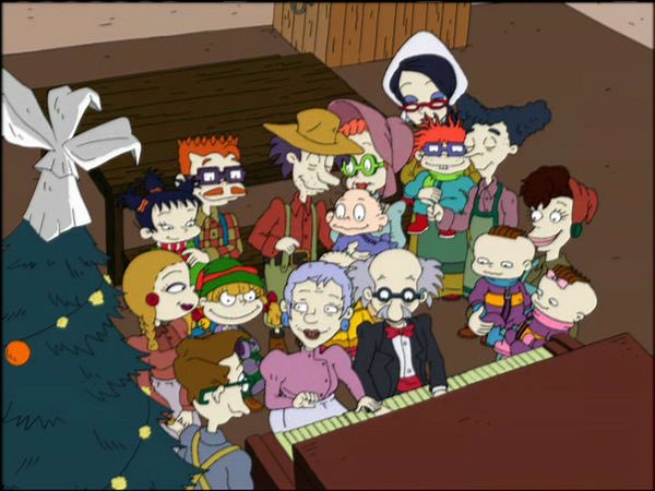Rugrats Christmas.Christmas Movies On Twitter Rugrats Babies In Toyland