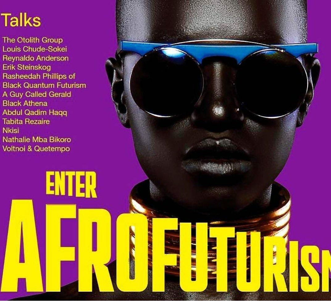 Our EiC Louis Chude-Sokei will give a talk on Bashment Futurities @  @Stegi_occ in Athens, Greece for Enter Afrofuturism Nov.