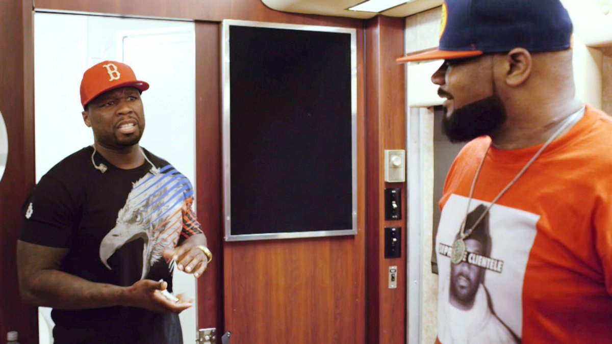 Make Sure you're tuned into BET at 10:30pm... #50CentralBET @GhostfaceKillah 🔥🔥🔥