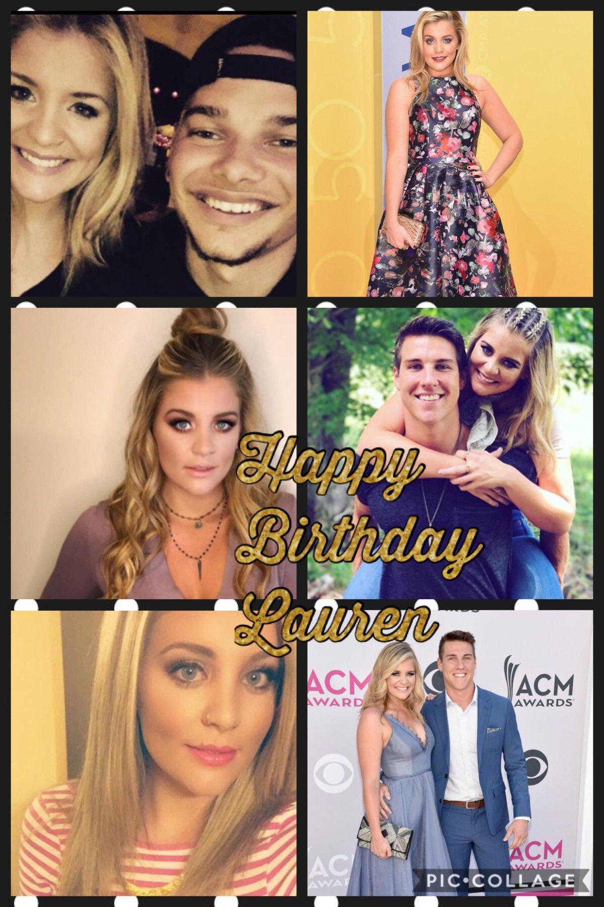 Happy 23rd birthday Lauren
