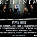 2018年2月、遂にWILL TO POWER日本ツアーが決定したよ!やっと発表できて本当に嬉しいよ…