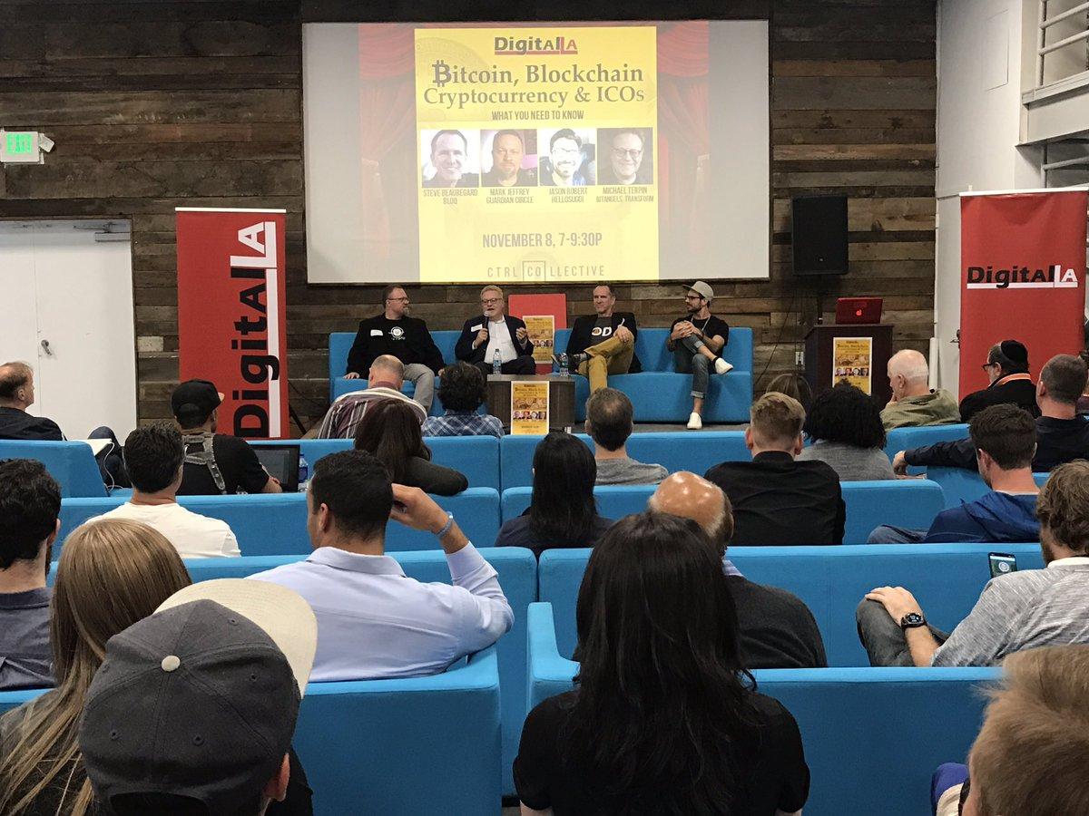 Digital LA - Bitcoin, Blockchain, Cryptocurrency, ICOs: What