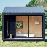 小さな新居?「無印良品」から300万円で小屋が買える模様!