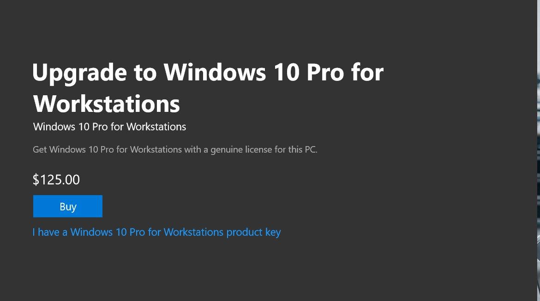 buy windows 10 pro upgrade license