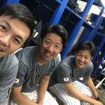 Camp start in 宮崎。お互い牽制しながらの練習、初対面の人もいますがバンバン写真撮ってい…