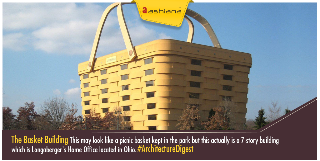 Longabergeru0027s Award Winning Headquarters Was Completed In 1997. Providing  Space For 500 Employees, The Giant Basket Is The Worldu0027s Largest Basket.