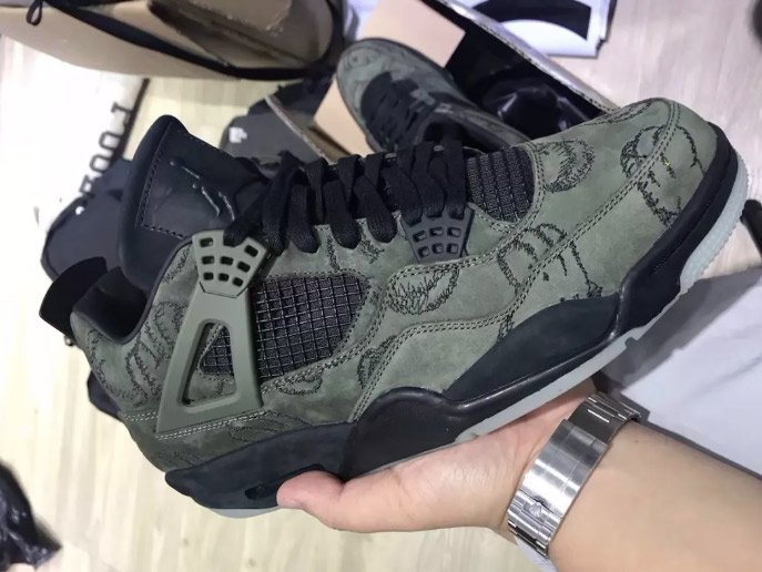 9fa6e32102816e Kaws says this air jordan 4