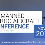 In 2 weeks, join us at #UCAItaly #unmanned #cargo #aircraft #cargodrone #deliverydrone #deliveryUAV@IndustryARC https://t.co/7kYJnuQ8LQ