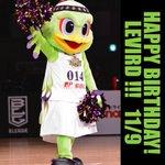 🎂HAPPY BIRTHDAY LEVIRD!!🎉本日11/9は、レバンガ北海道の公式マスコットキャ…