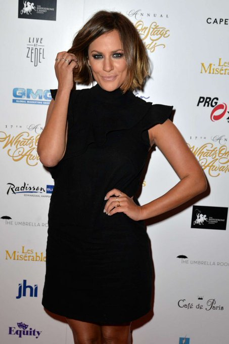 Happy 38th Birthday, Caroline Flack!