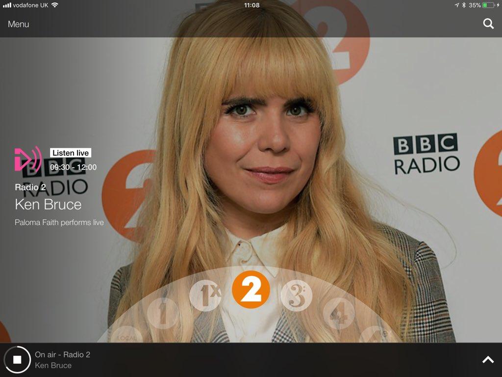 bbc radio 2 ken bruce