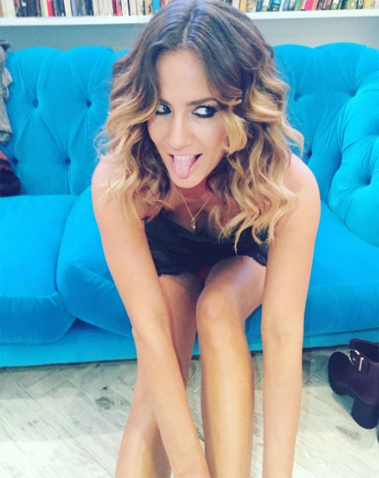 Happy birthday to Caroline Flack